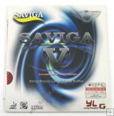 Saviga V Swing Special Long Pips Rubber